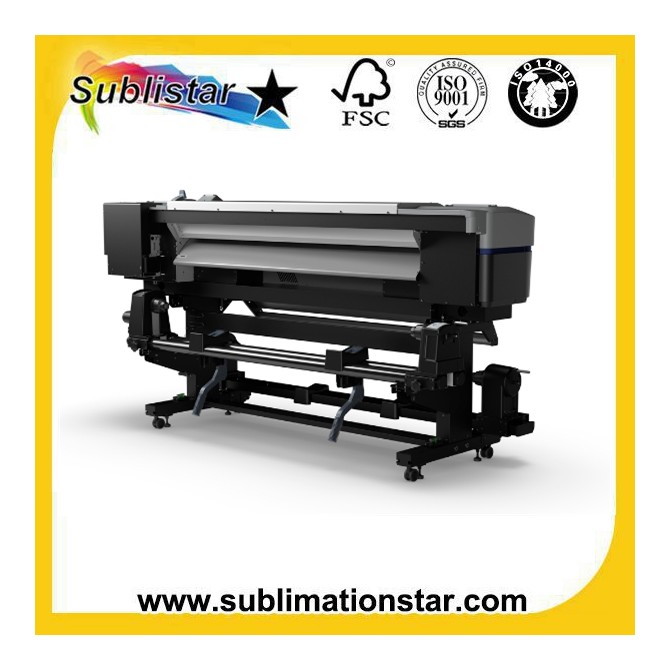 95% New Epson Surecolor F9330 Sublimation Printer For Sportswear Printing