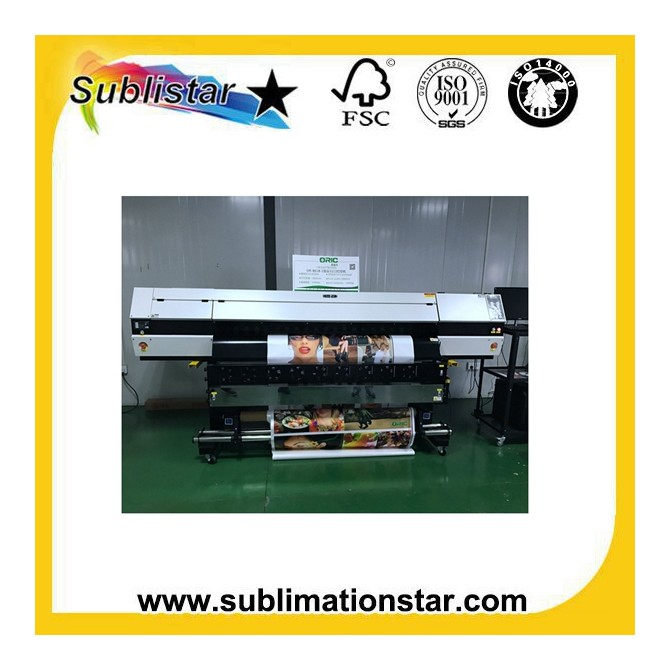 Oric ECO1802 1.8m High Quality Eco-Solvent Printer With DX-5 Or 5113 Printhead