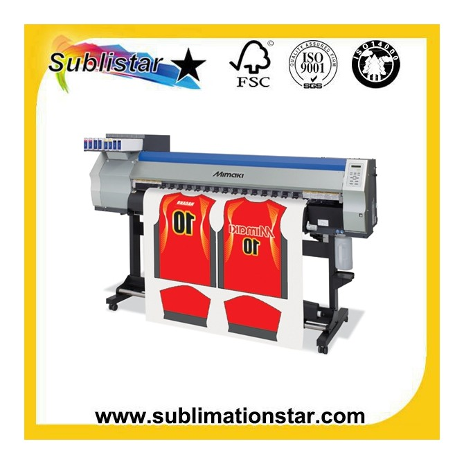 High Speed Mimaki Ts3-1600 Dye Sublimation Printer