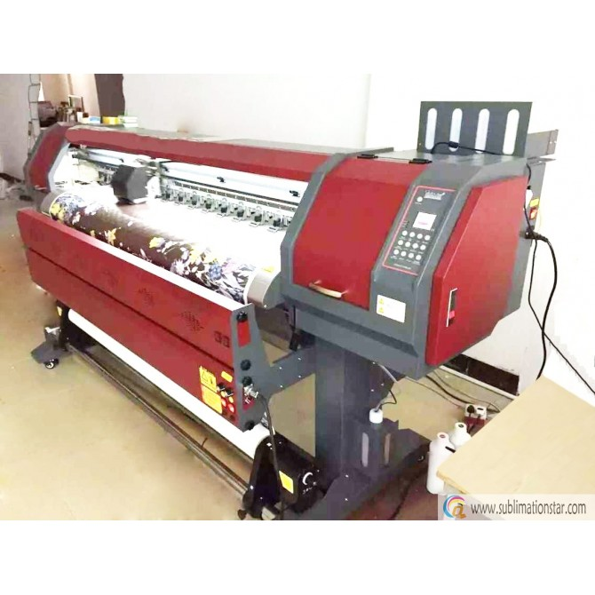 China Manufacture DX5 1440dpi 1902-R 1.9m Wide Format Inkjet Printer