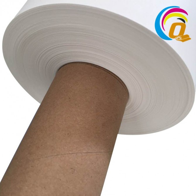 "64"" High Speed Printing Fast Dry Sublimation Paper Roll With Reggiani"