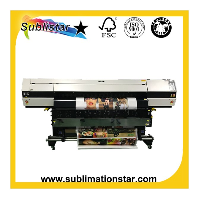 TX1084-G High Quality 1.8M Sublimation Printer With Four GEN5 Print Heads