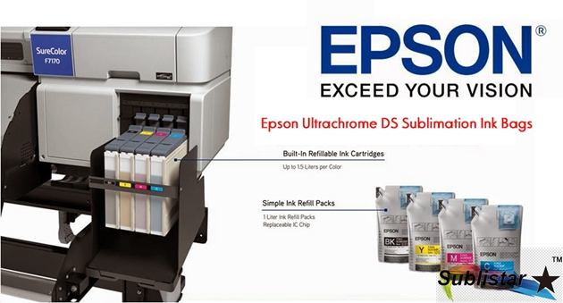 Epson Sublimation Ink